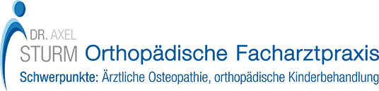 Orthopädische Facharztpraxis Dr. med. Axel Sturm - Logo